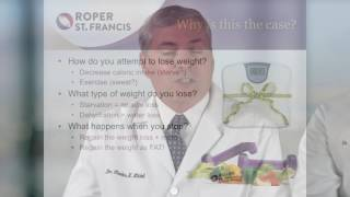 Roper St  Francis Bariatric Video Part 1